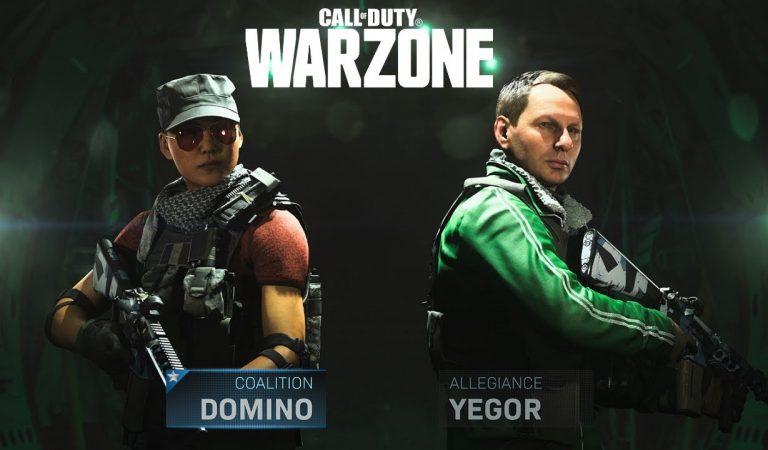 Call of Duty Warzone: Operatörler ve Özellikleri